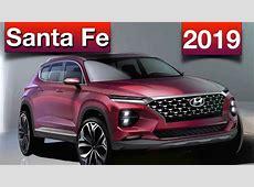 New Hyundai Santa fe sport   2019   Redesign   interior