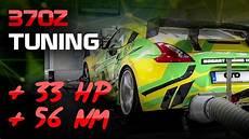 nissan 370z tuning on dynojet for bogart racing team