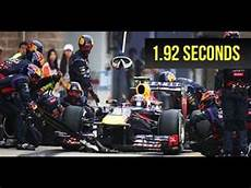 record formule 1 f1 top 10 fastest pit stops of 2016 world record