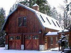 gorgeous gambrel barn garage mary powers fredrick i can see your garage transformed into this