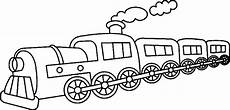 Ausmalbilder Zug Kostenlos Malvorlagen Eisenbahn Ausmalbilder