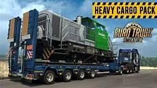 heavy load 1 28 x trailer mod truck simulator 2