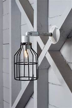 industrial wall light outdoor black wire cage light industrial light electric