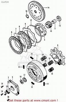 honda ct 70 k3 clutch assembly diagram honda ct70h trail 70h 1970 ct70hk0 usa clutch buy clutch spares