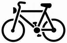 image vélo à imprimer pictogrammes en pochoir pochoir picto pictogrammes