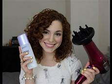 curly hair routine for my my curly hair routine youtube