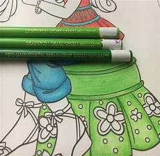 Faber Castell Malvorlagen Faber Castell Polychromos Green Combinations Coloring