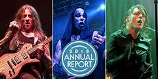 Top 25 Metal Rock Albums Of 2018 Consequence Of Sound