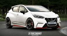 Nissan Micra Nismo - all new nissan micra looks promising in nismo guise