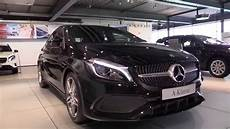 mercedes a class amg 2017 in depth review interior