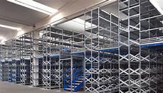 metalsistem scaffali scaffalature a passerella impianto di scaffali multipiano