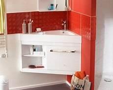 meuble lavabo angle plan vasque meuble d angle salle de bain castorama
