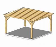 plan de pergola en bois gratuit pergola construction plans penmie bee