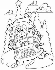 Malvorlagen Weihnachtsmann Zum Ausdrucken Kostenlose Malvorlage Weihnachten Weihnachtsmann F 228 Hrt Im