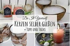 Diy Anleitung Kerzen Selber Gie 223 En Machen Tipps Und