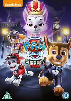 Paw Patrol Nickelodeon Malvorlagen Mission Paw Nickelodeon Dvd Paw Patrol Wiki Fandom
