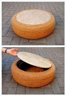 Recycling Möbel Selber Bauen - upcycling m 246 bel aus autoreifen selber bauen recycle