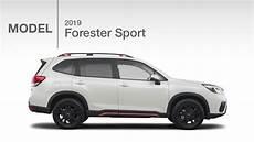 subaru sport 2019 2019 subaru forester sport new model review