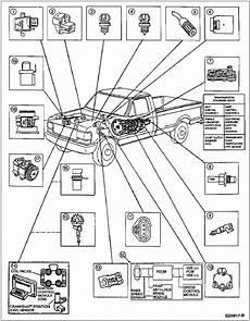 1996 ford f 250 diesel pcm wiring diagram psom wiring diagram 1996 ford f250