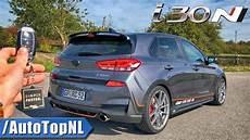 hyundai i30n racechip 320hp review test drive on