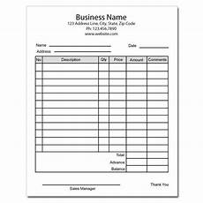 business forms custom invoices receipt books
