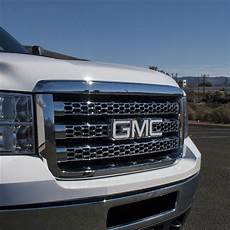 gmc billet grille letter inserts choose color