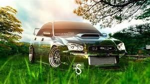 Subaru WRX STI Crystal Nature Car 2013  El Tony