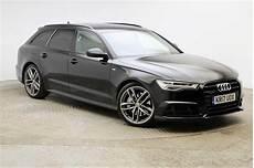 used 2017 audi a6 avant tdi quattro s line black edition