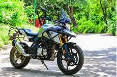 Modification Bmw G 310 Gs sahyadri moto working on a comprehensive crash guard