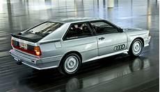 Audi Quattro 1980 - 1980 audi quattro sport car technical specifications and