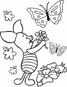 butterfly flower coloring pages at getcolorings free