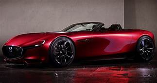 With Or Without A Top Mazdas RX Vision Concept Looks