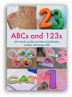 11 hands on activity ideas for early childhood special abcs and 123s what can we do with paper and glue
