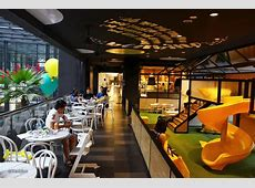 8 Fun Places to Eat with a Kid's Play Area   Butterkicap
