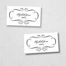 Avery Table Place Card Template Avery Place Card Template Instant Card