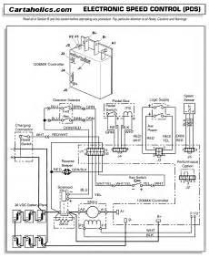 94 ezgo medalist wiring diagram e z go pds wiring diagram cartaholics golf cart forum