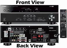 home audio subwoofer wiring configurations yamaha surround realism 3d ready home theater system with 5 1 channel 500 watt a
