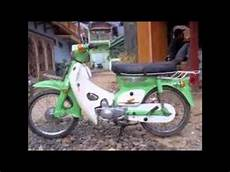 Model Modifikasi Motor by Model Terbaru Modifikasi Motor Minti Montor Honda C 70