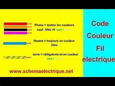 Couleur De Fil électrique Code Couleur Fil Installation Electrique