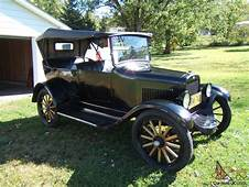Touring Car 1921 Willys Overland