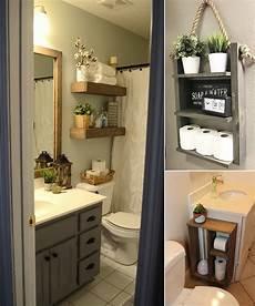 Home Decor Ideas Bathroom by 10 Diy Wood Projects For Your Bathroom