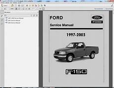 car engine repair manual 2003 ford f150 security system ford f150 service manual