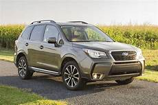 2017 subaru forester new car review autotrader