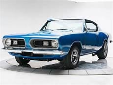 1967 plymouth barracuda formula s for sale 88715 mcg