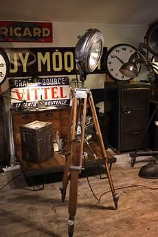 Projecteur Ancien Style Cr 233 Mer Deco Loft Avec Images