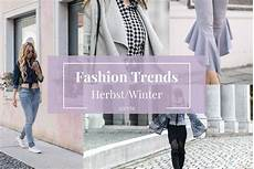 Herbst Trends 2017 - therubinrose