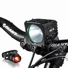 1200 Lumens Mountain Bike Headlight Bike Led
