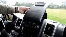 fiat ducato tablet holder driving dutchman
