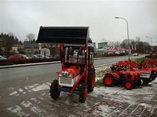 traktor gebraucht mit frontlader kleintraktor traktor allrad kubota l2402 gebraucht mit