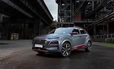 See Photos Of The 2019 Hyundai Kona Iron Edition
